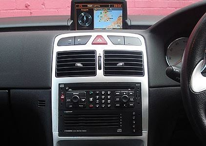 CD Peugeot Citroen RT3 Navigation 2017 Satnav Update Map