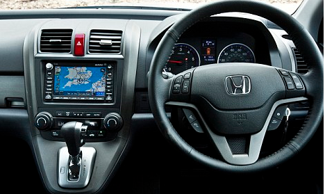 DVD Navigation Update Honda V. 3.C0 Sat Nav Map Disc 2018-2019